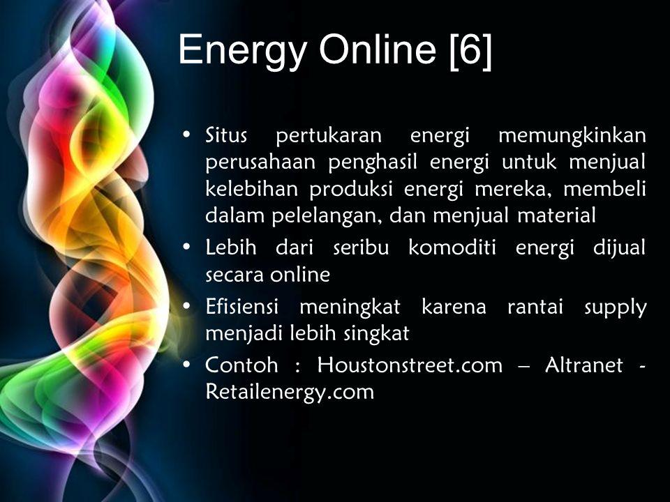 Energy Online [6]
